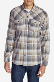 Comfortable Shirts for Men: Men's Chutes Microfleece Shirt