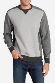 Crewneck Sweaters & Sweatshirts for Men: Men's Bridger Gap Long-Sleeve Crew Shirt