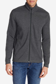 Men's Kachess Full-Zip Mock