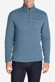 Men's Fortify Quilted 1/4-Zip Pullover