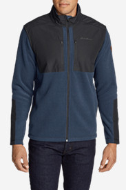 Men's Forest Ridge Fleece Full-Zip Jacket