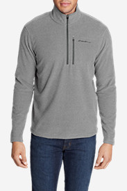 Men's Quest Textured Fleece 1/2-Zip