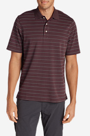 Men's Voyager II Polo Shirt - Stripe
