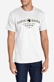 Casual T-Shirts for Men: Men's Graphic T-Shirt - Eddie's Labs