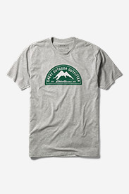 Polyester T-Shirts for Men: Men's Graphic T-Shirt - The Great Outdoor Outfitter