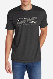 Men's Graphic T-Shirt - Signage