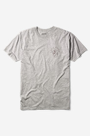 Polyester T-Shirts for Men: Men's Graphic T-Shirt - Outdoor Revival