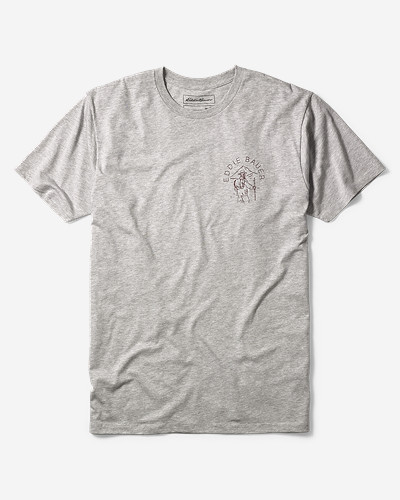 Big & Tall Shirts for Men: Men's Graphic T-Shirt - Outdoor Revival