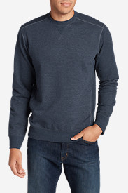 New Fall Arrivals: Men's Camp Fleece Crew Sweatshirt