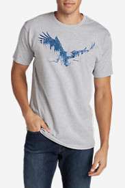 Men's Graphic T-Shirt - Screaming Eagle