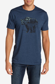 Men's Graphic T-Shirt - Bear Mountain