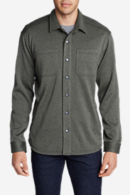 Men's Radiator Fleece Shirt Jacket