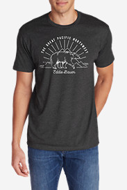Men's Graphic T-Shirt - Bear PNW