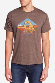 Men's Graphic T-Shirt - Arches