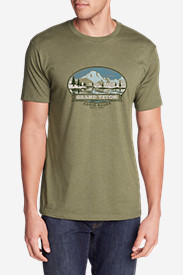 Men's Graphic T-Shirt - Grand Teton Outfitters
