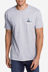 Men's Graphic T-Shirt - Float Plane