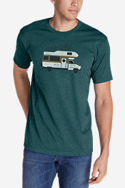 Men's Graphic T-Shirt - Highway Explorer