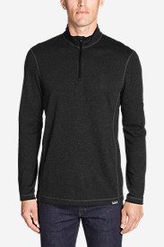 Men's Voyager Long-Sleeve ¼-Zip Pullover