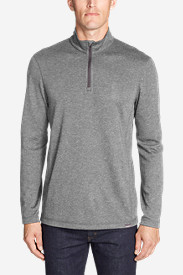 Men's Voyager Long-Sleeve 1/4-Zip Sweater