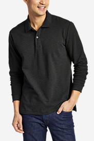 Men's Classic Field Pro Long-Sleeve Polo