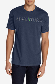 Men's Graphic T-Shirt - Adventure