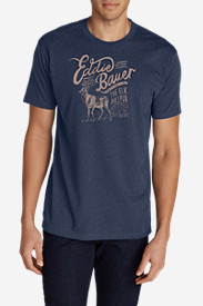 Men's Graphic T-Shirt - Elk Hill Pub