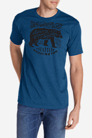 Men's Graphic T-Shirt - Great American Beast