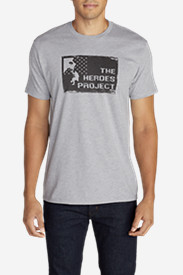 Men's Graphic T-Shirt - The Heroes Project Collection