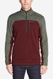 Men's Radiator Fleece ½-Zip - Colorblock