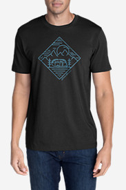 Men's Graphic T-Shirt - Airstream Advent