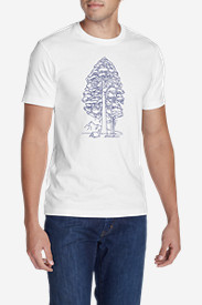 Men's Graphic T-Shirt - Big Trees