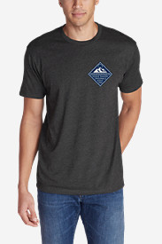 Men's Graphic T-Shirt - Diamond