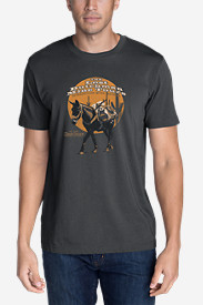 Men's Graphic T-Shirt - Lost Dutchman Mule