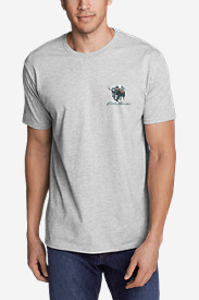 Men's Graphic T-Shirt - Shangri La