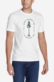 Men's Graphic T-Shirt - Sequoia National Park