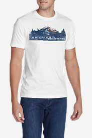Men's Graphic T-Shirt - America The Beautiful