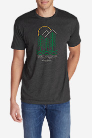 Men's Graphic T-Shirt - American Forests