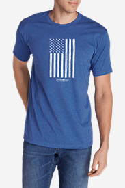Men's Graphic T-Shirt - Goose Flag