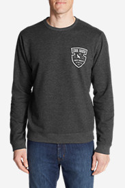 Men's Camp Fleece Crew