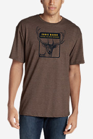 Men's Graphic T-Shirt - Antler
