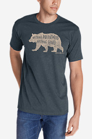 Men's Graphic T-Shirt - Nothing Adventured