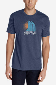 Men's Graphic T-Shirt - Yosemite