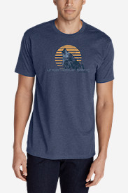 Men's Graphic T-Shirt - Untamable Spirit