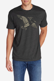 Men's Graphic T-Shirt - Mallard