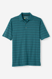 Men's Voyager II Performance Polo Shirt - Stripe