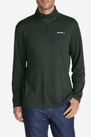 Long Sleeve T-Shirts for Men: Men's Voyager II 1/4-Zip Pullover