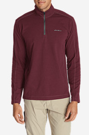 Men's Lookout 1/4-Zip Mockneck