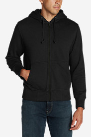 Insulated Jackets for Men: Men's Cascade Falls Sherpa-Lined Hoodie