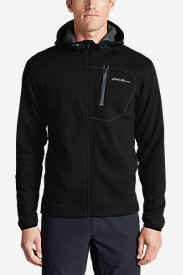 Water Resistant Jackets for Men: Men's Synthesis Pro Full-Zip Hoodie