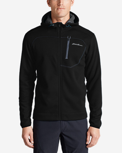 Soft Shell Sweaters & Sweatshirts for Men: Men's Synthesis Pro Full-Zip Hoodie
